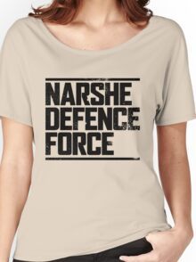 Narshe Defence Force Women's Relaxed Fit T-Shirt