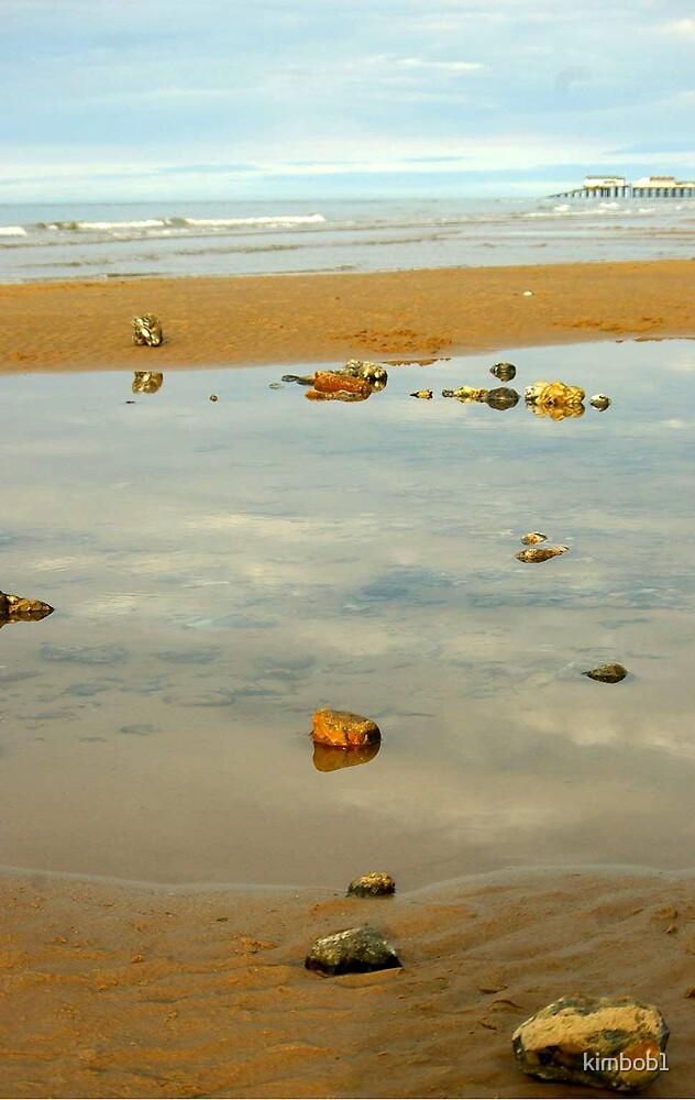mellow beach by kimbob1