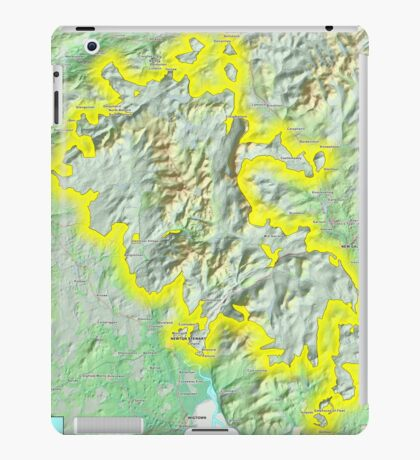 Galloway Forest National Park iPad Case/Skin