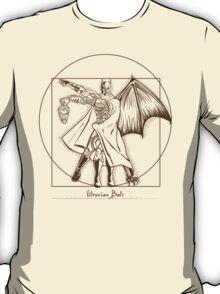 Vitruvian Bats T-Shirt