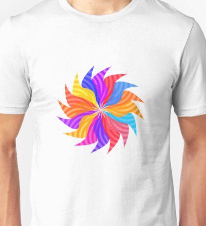 Happy windmill Unisex T-Shirt