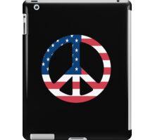 USA Peace iPad Case/Skin