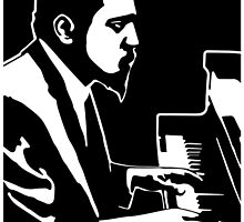 THELONIOUS MONK by 53V3NH