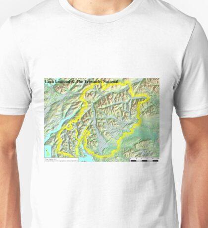 Loch Lomond & The Trossachs National Park Unisex T-Shirt
