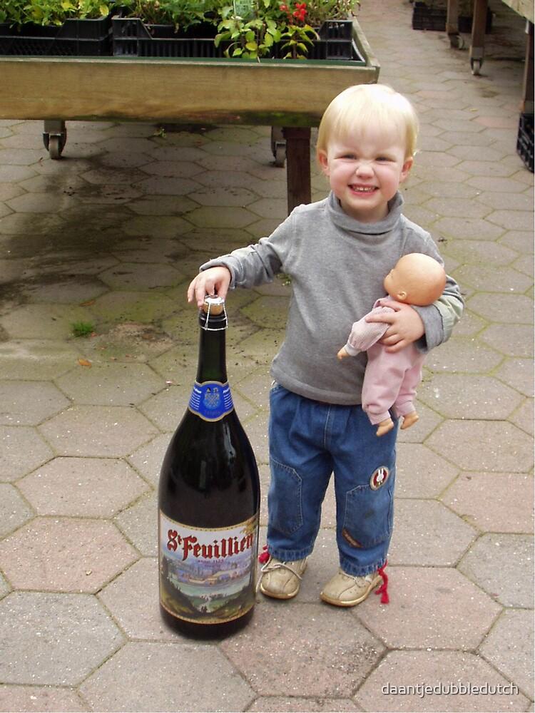 daddy's bottle... by daantjedubbledutch