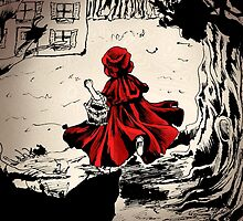 Little Red Riding Hood by kathybellie