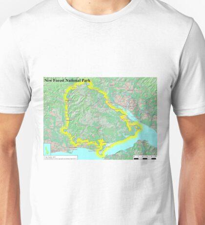 New Forest National Park Unisex T-Shirt