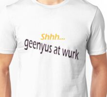 Shhh...2 Unisex T-Shirt