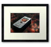 Mobile! Framed Print