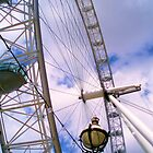 The London Eye by Deborah  Bowness
