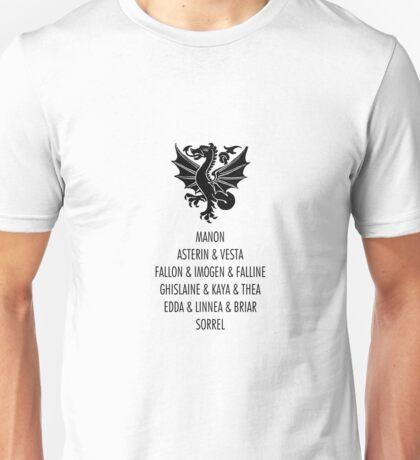 Manon's Thirteen Unisex T-Shirt