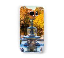 The Bethesda Fountain Samsung Galaxy Case/Skin