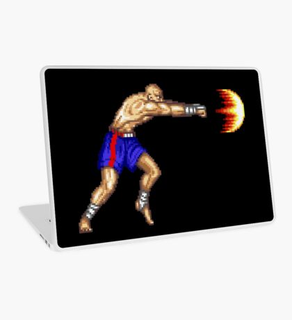Sagat Tiger Shot Laptop Skin