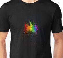 A splash of colour... Unisex T-Shirt