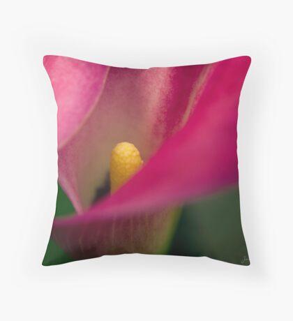 Subtle Elegance Throw Pillow