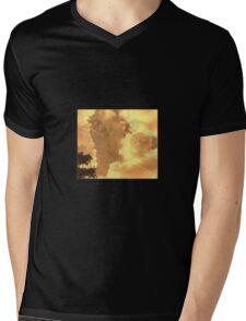 Watching Mens V-Neck T-Shirt