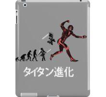 Titan Evolution iPad Case/Skin