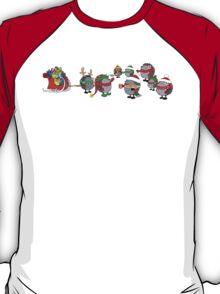 Hedgehog's Christmas magic T-Shirt