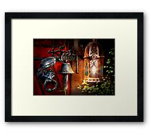 Sleepy Hallow Framed Print