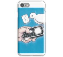 Letter iPhone Case/Skin