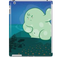 Revenge of the forest guardian iPad Case/Skin