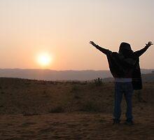 praises in the desert by danfire9