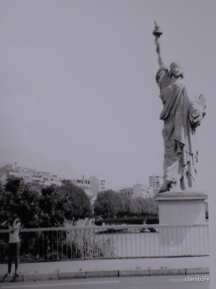 La Tour de Liberte by clamb34