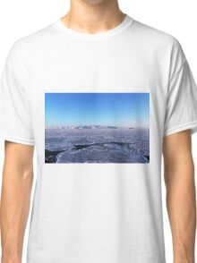 Sky and ice Classic T-Shirt