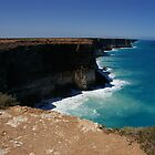 Bunda Cliffs, Great Australian Bight, South Australia by pmitchell