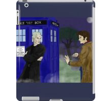 The big bad who? iPad Case/Skin