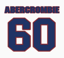 National baseball player Reggie Abercrombie jersey 60 by imsport