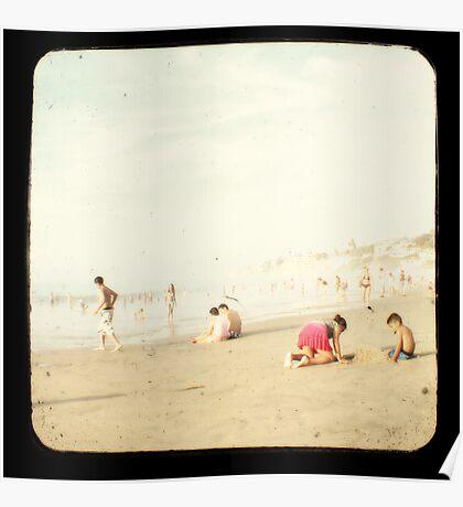 Beach Fun 2A Poster