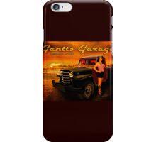 Jeeping Bettie at Gantt's Garage iPhone Case/Skin