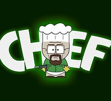 Chef by GarfunkelArt