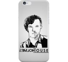 House & Holmes iPhone Case/Skin