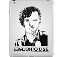 House & Holmes iPad Case/Skin