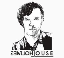 House & Holmes by Ambear92