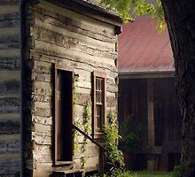 Cozy Cabin by Jeanne Sheridan