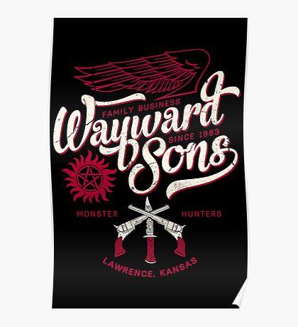 Wayward Sons Poster