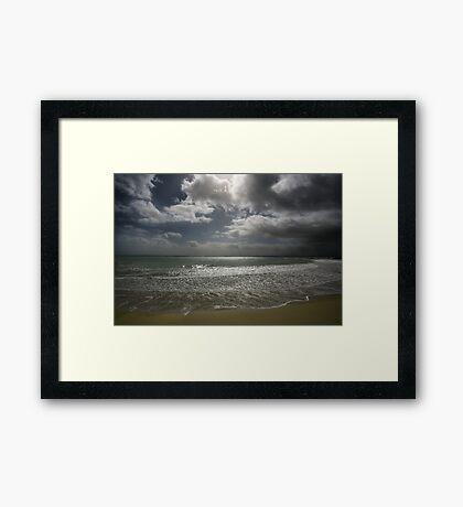 Kingston S.A. Framed Print