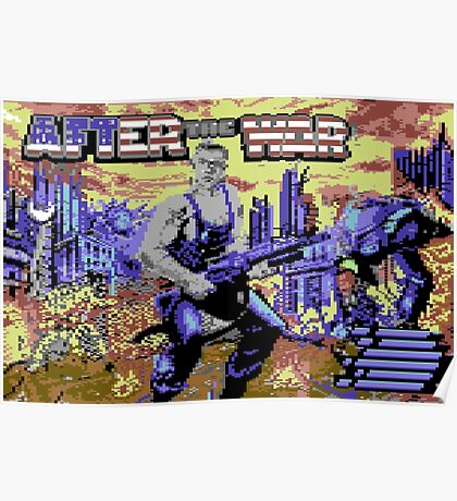 Gaming [C64] - After the War Poster