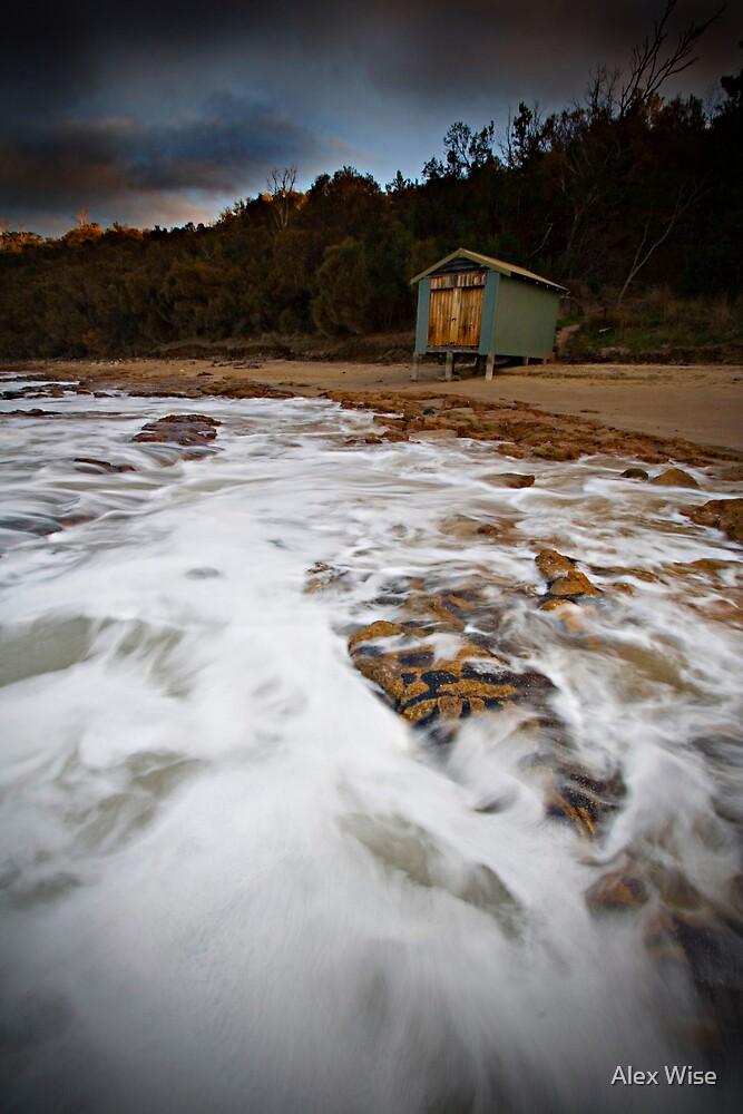 Seven Mile Beach Tasmania by Alex Wise