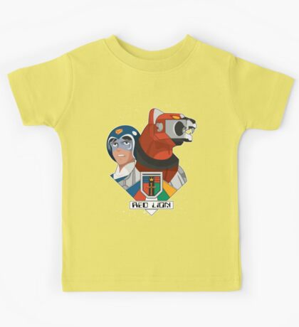 Red Lion and Pilot Kids Tee