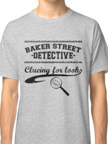 Baker Street Detective (Black) Classic T-Shirt