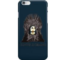 Gunter Is Coming iPhone Case/Skin