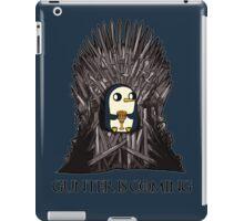 Gunter Is Coming iPad Case/Skin