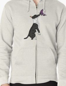 Bull Terrier and the Beast T-Shirt