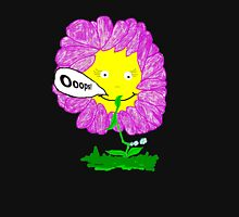 Ooopsy Daisy  (designed by my 8 year old) Womens Fitted T-Shirt
