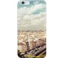 Paris - Gargoyle's Eye View iPhone Case/Skin