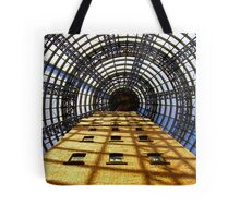 """come into my web"" , said the spider to the fly.................................. Tote Bag"